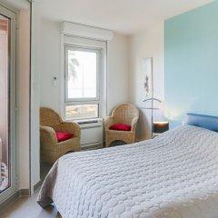 Отель Galets d'Azur Promenade des Anglais Франция, Ницца - отзывы, цены и фото номеров - забронировать отель Galets d'Azur Promenade des Anglais онлайн комната для гостей фото 3