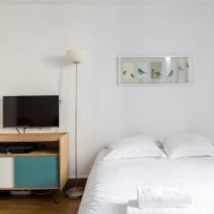 Апартаменты Pantheon - Latin Quarter Apartment комната для гостей фото 2