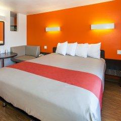 Отель Motel 6 Hollywood США, Лос-Анджелес - отзывы, цены и фото номеров - забронировать отель Motel 6 Hollywood онлайн комната для гостей