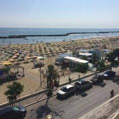Hotel Ridens Римини пляж