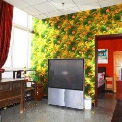 Отель Beijing Hutong Culture Inn интерьер отеля