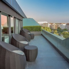 DoubleTree by Hilton Hotel Lisbon - Fontana Park бассейн фото 3
