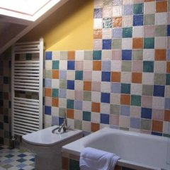 Отель Casona de la Ventilla Испания, Ларедо - отзывы, цены и фото номеров - забронировать отель Casona de la Ventilla онлайн ванная фото 3