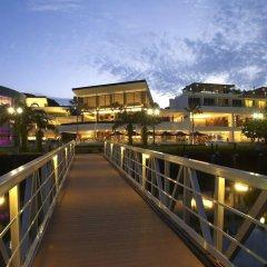 Отель One15 Marina Club Сингапур приотельная территория