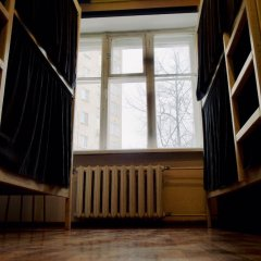 Strominka Hostel Москва удобства в номере