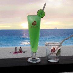 Отель Lanta Sand Resort And Spa Ланта приотельная территория фото 2