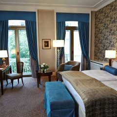 Отель Steigenberger Parkhotel Düsseldorf комната для гостей фото 6