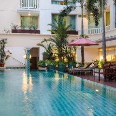 Отель Centre Point Saladaeng Бангкок бассейн фото 2