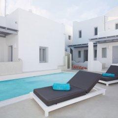 Отель Palmariva Villas Греция, Остров Санторини - отзывы, цены и фото номеров - забронировать отель Palmariva Villas онлайн балкон