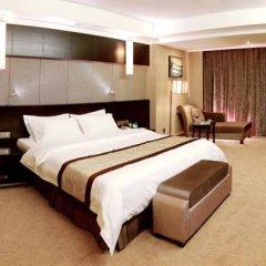 Отель Tennis Seaview Hotel - Xiamen Китай, Сямынь - отзывы, цены и фото номеров - забронировать отель Tennis Seaview Hotel - Xiamen онлайн комната для гостей фото 2