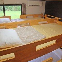 Отель Guest House MAKOTOGE - Hostel Япония, Минамиогуни - отзывы, цены и фото номеров - забронировать отель Guest House MAKOTOGE - Hostel онлайн комната для гостей фото 3