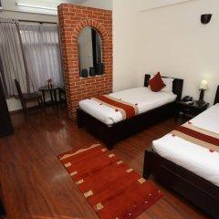 Отель Thamel Eco Resort Непал, Катманду - отзывы, цены и фото номеров - забронировать отель Thamel Eco Resort онлайн комната для гостей фото 5
