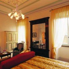 Отель Palazzo Leti Residenza dEpoca Италия, Сполето - отзывы, цены и фото номеров - забронировать отель Palazzo Leti Residenza dEpoca онлайн комната для гостей фото 2