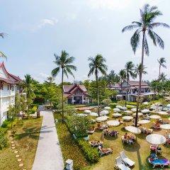 Отель APSARA Beachfront Resort and Villa пляж
