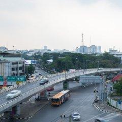Отель Bangkok City Suite Бангкок городской автобус