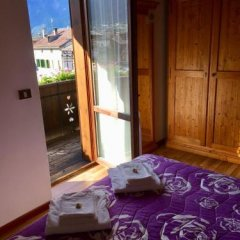 Отель Albergo Meuble Tarandan Форни-ди-Сопра комната для гостей фото 4