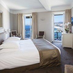 Отель Hôtel Suisse комната для гостей фото 9