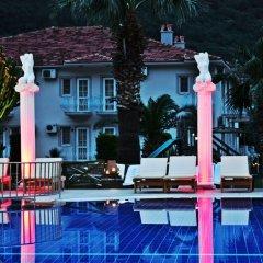 Majestic Hotel Турция, Олудениз - 5 отзывов об отеле, цены и фото номеров - забронировать отель Majestic Hotel онлайн бассейн фото 2