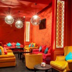 Отель Le Berbere Palace Марокко, Уарзазат - отзывы, цены и фото номеров - забронировать отель Le Berbere Palace онлайн интерьер отеля