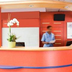 Отель ibis budget Paris Porte de Montreuil интерьер отеля фото 2