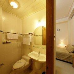 Отель Gold Night Далат ванная