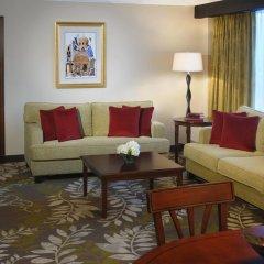 Amman Marriott Hotel комната для гостей