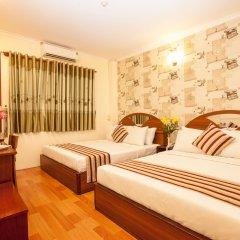 Saigon Crystal Hotel комната для гостей фото 3