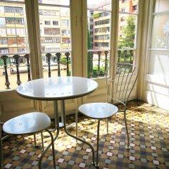 Отель Hostal Balmes Centro балкон