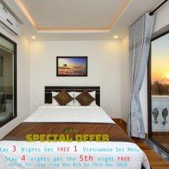 Viet Long Hoi An Beach Hotel комната для гостей