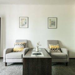 Апартаменты Elegant Apartment Old Town IV Варшава комната для гостей фото 2