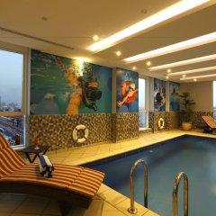 Swiss International Royal Hotel Riyadh бассейн