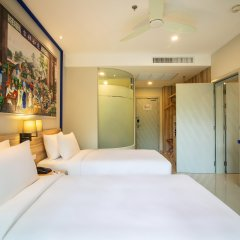 Отель Holiday Inn Express Krabi Ao Nang Beach комната для гостей фото 5