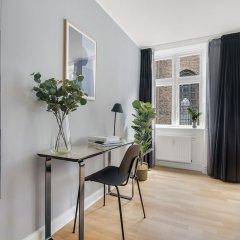 Отель Rosenborg Hotel Apartments Дания, Копенгаген - отзывы, цены и фото номеров - забронировать отель Rosenborg Hotel Apartments онлайн удобства в номере