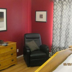 Отель Rose Cottage Bed & Breakfast удобства в номере