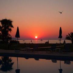 Natura Beach Hotel and Villas пляж