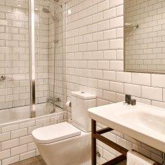 Отель Regente Hotel Испания, Мадрид - 1 отзыв об отеле, цены и фото номеров - забронировать отель Regente Hotel онлайн ванная