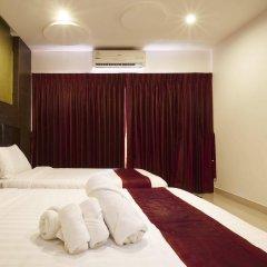 Отель Tribe Hotel Pattaya Таиланд, Чонбури - отзывы, цены и фото номеров - забронировать отель Tribe Hotel Pattaya онлайн комната для гостей фото 3