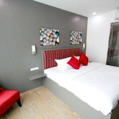 Отель COCO20 Бангкок комната для гостей фото 4