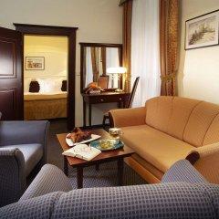 Отель Excelsior Чехия, Марианске-Лазне - отзывы, цены и фото номеров - забронировать отель Excelsior онлайн комната для гостей фото 2