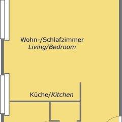 Отель Central Apartments Vienna (CAV) Австрия, Вена - отзывы, цены и фото номеров - забронировать отель Central Apartments Vienna (CAV) онлайн фото 23