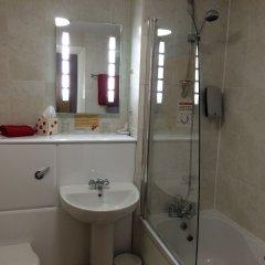 The Castlefield Hotel ванная