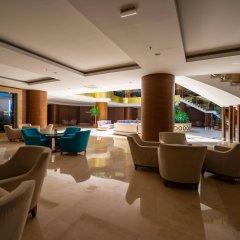 Sunmelia Beach Resort Hotel Сиде гостиничный бар