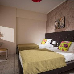Апартаменты Cretan Family Apartments комната для гостей фото 3