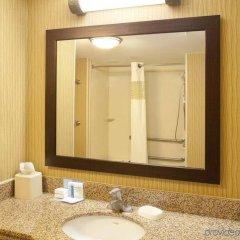 Отель Hampton Inn & Suites MSP Airport/ Mall of America США, Блумингтон - отзывы, цены и фото номеров - забронировать отель Hampton Inn & Suites MSP Airport/ Mall of America онлайн ванная
