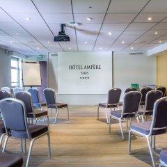 Отель Ampère Франция, Париж - отзывы, цены и фото номеров - забронировать отель Ampère онлайн фото 14