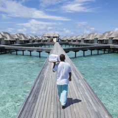 Отель Outrigger Konotta Maldives Resort фитнесс-зал фото 2