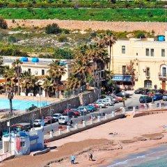 Alexandra Hotel Malta Сан Джулианс пляж