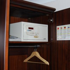 Grand Saatcioglu Hotel Турция, Аксарай - отзывы, цены и фото номеров - забронировать отель Grand Saatcioglu Hotel онлайн сейф в номере