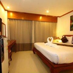 Отель BV Resortel Phuket комната для гостей фото 3