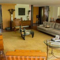 Отель Sophisticated Penthouse Jacuzzi &terrace Мехико комната для гостей